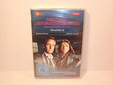 DVD - ZDF - Hautnah - Die Methode Hill - Wire in the Blood - Staffel 5 - 4 DVD`s