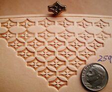 Rare-vintage 1980 kelly midas leather stamp craft outil 259