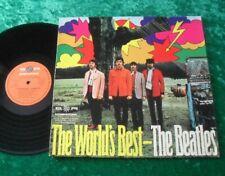 Beatles LP The world's Best (S*R International)