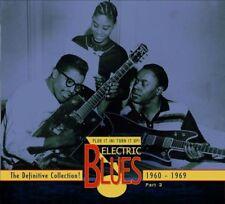 Various - PLUG IT IN! TURN IT UP! Electric  Blues-Part 3 CD Bear Family Rec NEU