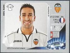 PANINI UEFA CHAMPIONS LEAGUE 2012-13- #393-VALENCIA-ADIL RAMI