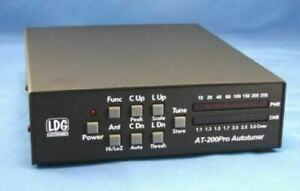 AT-200PRO-II - LDG - Accordatore automatico HF + 50