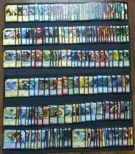 Duel Masters Big Vintage Lot of 200+ LP DM-01/02/03/04/05/06/07/10 No Duplicates