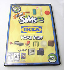 The Sims 2 Ikea Home Stuff  PC CD 2008 Expansion Pack Fantasy Role Playing