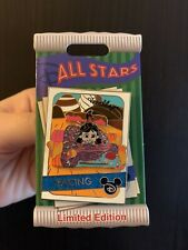 Vanellope Racing- Wreck It Ralph- Trading Cards Le 4000 All Stars Disney Pin