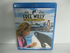 FREE WILLY Escape from Pirate's Cove bluray movie