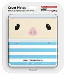 Cover Plates Kisekae plate No.038 (Monster Hunter 4G) Game Case