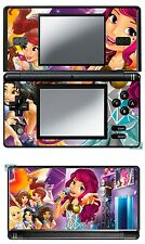 SKIN STICKER AUTOCOLLANT DECO POUR NINTENDO DS LITE REF 50 LEGO FRIENDS