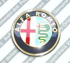 ALFA ROMEO GTV & SPIDER (Face Lift 2003 on) NEW Front Grille Emblem Bonnet Badge