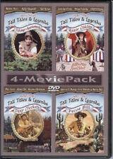 Tall Tales and Legends: Johnny Appleseed/Annie Oakley/Davy Crockett/Pecos Bill