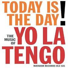 Today Is the Day [EP] [EP] by Yo La Tengo (CD, Oct-2003, Matador)