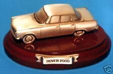 ROVER 2000 - Solid British PELTRO MODELLO AUTO ARTIGIANALE