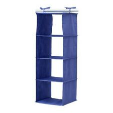 IKEA JALL 4 Compartment Hanging Organizer Storage - Sweaters, Clothes, Shoes NEW