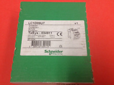 Schneider Electric - Part #LC1D09U7 - Contactor - TeSys 034911 - NEW