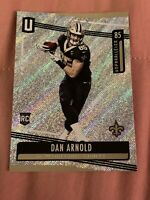 Dan Arnold 2019 Panini Unparalleled Rookie #131 RC