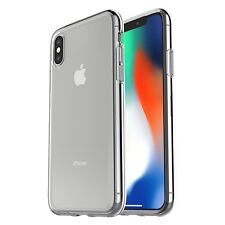 GENUINE Apple iPhone X 10 Otterbox Clearly Protected Case Cover - Clear