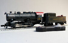 LIONEL PRR FLYER LIONCHIEF BLUETOOTH STEAM ENGINE & TENDER O GAUGE 6-83984-E NEW