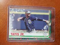 2019 Topps Walmart Holiday Baseball Rookie Card - Fernando Tatis Jr. RC - Padres