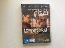 MINDSTORM Antonio Sabato JR dvd new sealed stock Rockingham WA