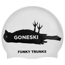 Funky Trunks Silicone Swim Cap Goneski