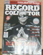 Record Collector magazine Christmas 2020 Elton John + Classic Album Calendar