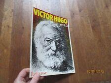 ALBUM BD PIERRE FRISANO victor hugo en bd larousse eo 1985 XX