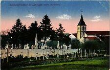CPA Soldatenfriedhof zu Elfringen (471173)