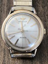 Vintage Wittnauer Automatic Watch 10k GF Cal 1629