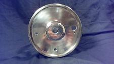 Triumph motorcycle vintage rear wheel brake drum cover plate