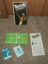 """"""" Tennis """" The Smashing Card Game 1975 Card Game"""