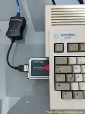 LinkSys EthernetCard - for Amiga 600 / Amiga 1200 - Wired Ethernet - 10mbps