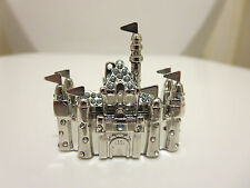 DISNEYLAND 60th Anniversary SLEEPING BEAUTY CASTLE Metal Souvenir Building