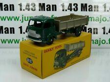 DT66E Coche Reedición Dinky Toys Atlas: 33B Simca Volquete Basculante Cargo