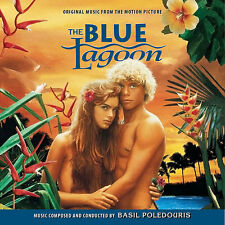 The Blue Lagoon - Expanded Score - Limited Edition - OOP - Basil Poledouris