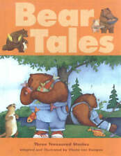 """VERY GOOD"" Bear Tales, Kampen, Vlasta Van, Book"