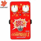 Biyang CO-10 Compress X Guitar Effect Pedal Compressor for Guitar or Bass for sale
