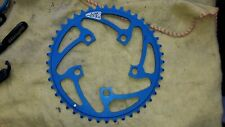 L+M 44T mtb chain ring Blue 94bcd Middleburn Syncros Kooka Cook Bros