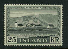 Iceland  Scott #305 Facit #353 Mint Cats $30