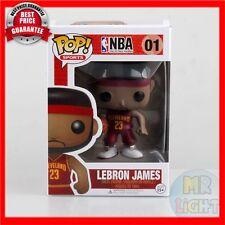 FUNKO POP Basketball NBA Star LEBRON JAMES PVC Action Figure Model Toy