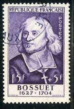PROMO / STAMP / TIMBRE DE FRANCE OBLITERE N° 990 BOSSUET COTE 26 €