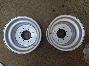 ITP Steel ATV Wheel Rim 10x8 4/110 4/130 3+5 Honda Pilot FL 400 TRX 250R 450R