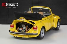 1/8 VW Volkswagen Beetle yellow Cabrio metal kit LE100 by LeGrand (Pocher scale)