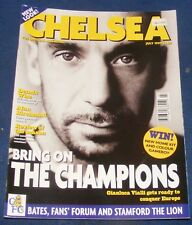 CHELSEA - THE OFFICIAL MAGAZINE JULY 1999 - BRING ON THE CHAMPIONS