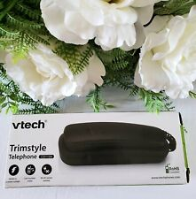 Vtech TrimStyle Telephone CD1104 No AC Power Needed Corded Basic Home Phone