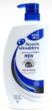 1 Head & Shoulders Men Advanced 2in1 Full Thick For Thinning Hair 32.1 oz