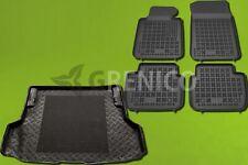 Fußmatten Auto Autoteppich passend für Citroen C5 Tourer 1 I 2001-2008 CACZA0401
