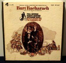 Butch Cassidy and the Sundance Kid - Burt Bacharach - 4 Track Reel To Reel Tape