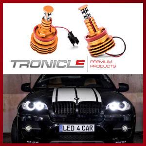 H8 LED Angel Eyes BMW 10 Watt, 7er, F01 F02 F03 F04 NEU OVP, Tronicle MARKENWARE