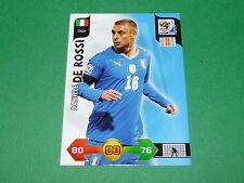 DE ROSSI  ITALIA  PANINI FOOTBALL FIFA WORLD CUP 2010 CARD ADRENALYN XL