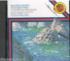Mendelssohn, Tchaikovsky: Concerto Per Violino / Isaac Stern, Ormandy, Philad CD